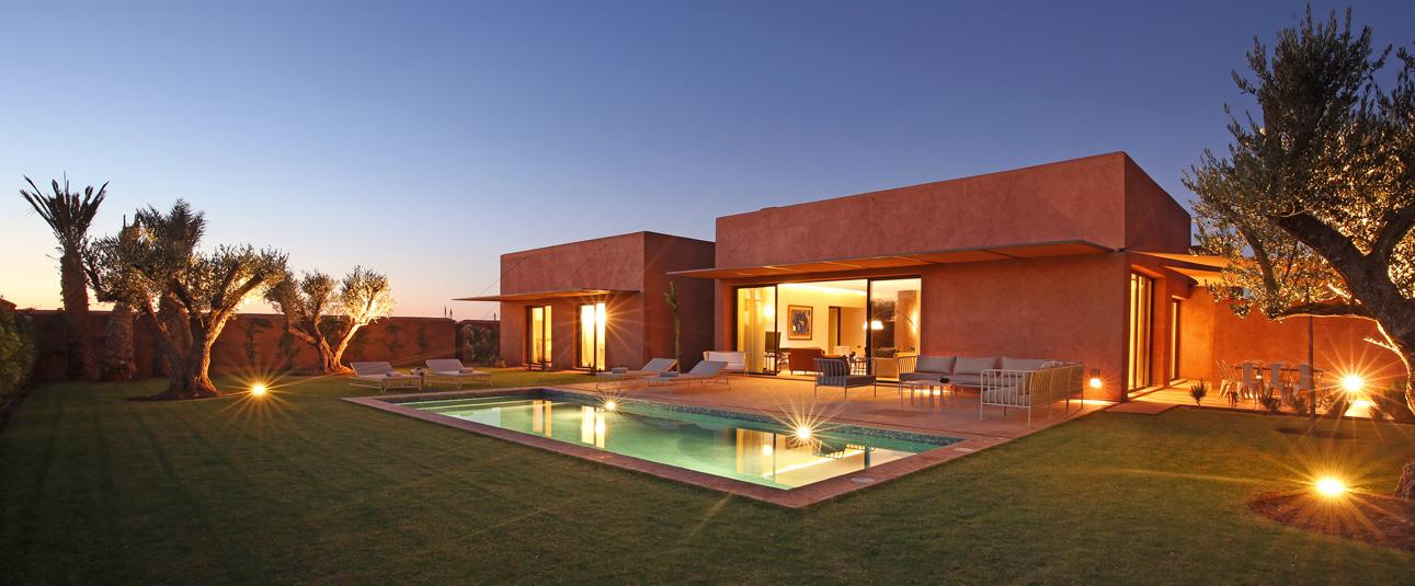Villa de luxe à louer à Marrakech