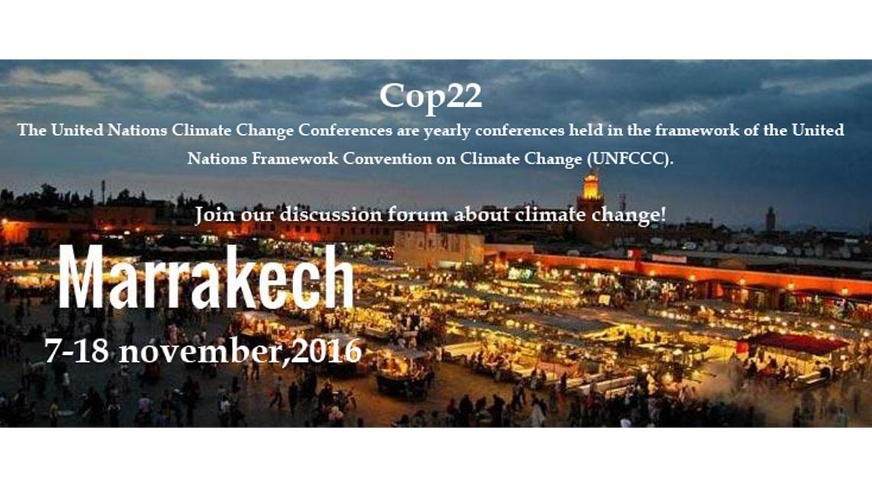 Location de villa Marrakech COP22
