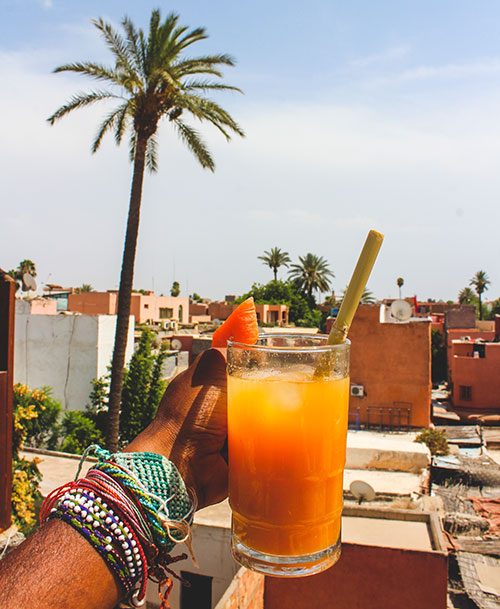 8 bonnes raisons de visiter Marrakech