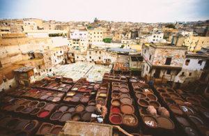 histoire marrakech