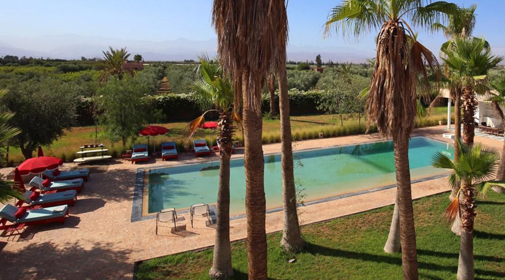 villa de luxe vacances romantiques