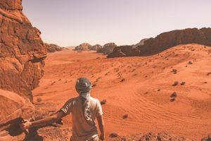 desert climat periode marrakech