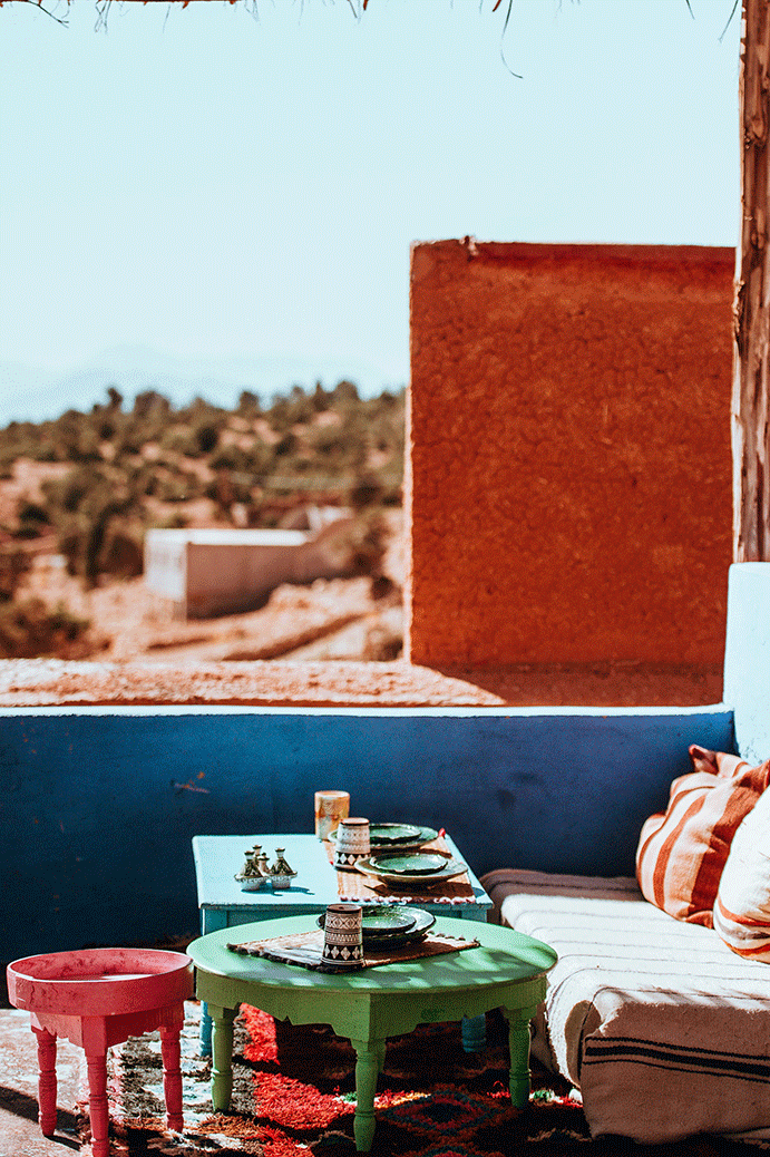 terrance panorama marrakech